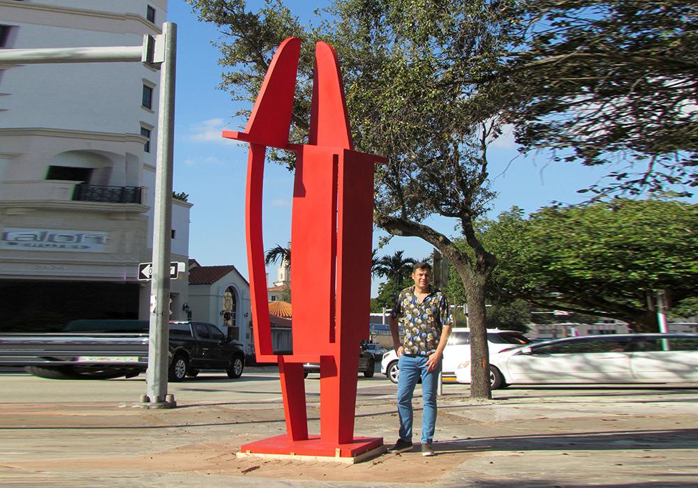 Carlos Albert En Miami