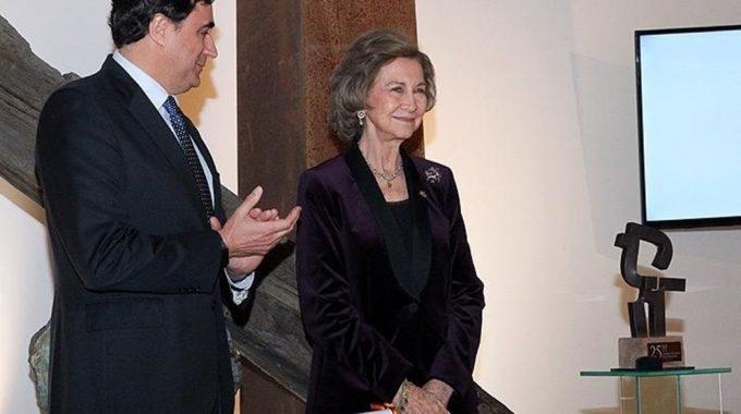 Reina Sofía. Premio Patrimonio.